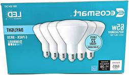 EcoSmart 65W Equivalent Day Light BR30 Dimmable LED Light Bu