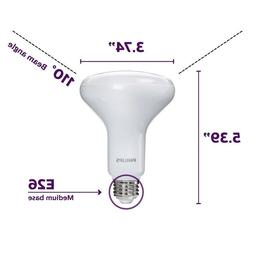 Phillips 65w Replacement 9w Led Light Bulbs Soft White Light
