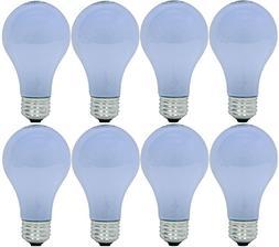 GE Lighting 67770 Reveal 43-Watt  565-Lumen A19 Light Bulb w