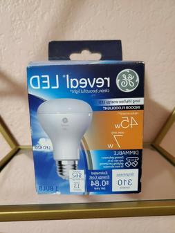 GE 69163 Reveal LED Indoor FloodLight, 38W Directional PAR20