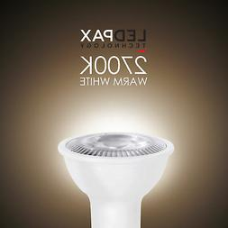 LEDPAX Technology 6W GU10 Dimmable LED Spotlight Light Bulb