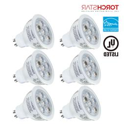 TORCHSTAR 7.5W  MR16 GU10 Dimmable LED Light Bulb, CRI 90+,