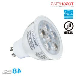 TORCHSTAR 7.5W  MR16 GU10 Dimmable LED Light Bulb, UL-listed