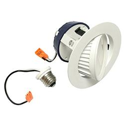 Sylvania 70387 LED/RT4/G/600/827 4 Inch LED Recessed Downli