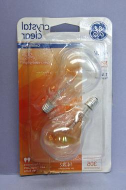 GE Lighting 71393 40-Watt 305-Lumen Decorative A15 Incandesc