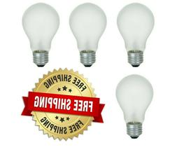 Incandescent Light Bulbs 100 Watt 75 Watt 60 Watt 40 Watt A1