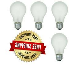 Incandescent Light Bulbs 100 Watt 75 Watt 60 Watt 40 Watt A1
