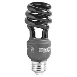 GE Lighting 78957 Energy-Smart CFL BlackLight 13-Watt  T3 Sp