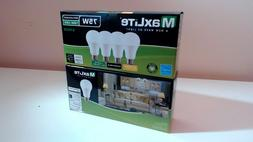 MAXLITE 8 Light Bulbs 10W LED Same As 75W Dimmable Soft Whit