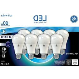 8 GE Lighting LED Softwhite 60w Replacement  2700K < LEDA19