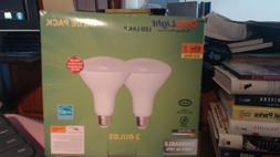 8 opto lights 9w led br30 bulb