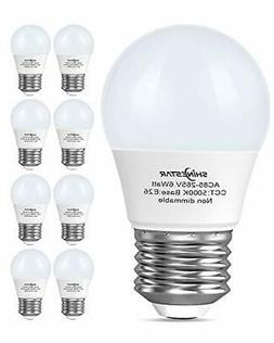 8-Pack 60 watt Equivalent Daylight A15 LED Ceiling Fan Bulbs