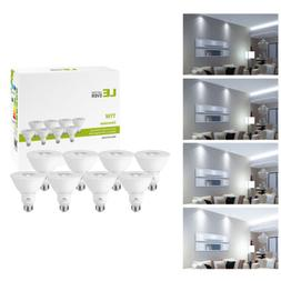 8 Pack E26 PAR30 11W LED Bulb Lamp Dimmable Light 75W Equiv