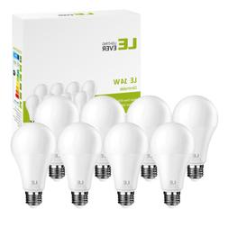 LED Light Bulbs 100 Watt Equivalent E26 A21 1400lm 14W Dimma