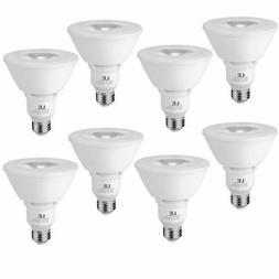 8 Pack PAR30 LED Bulb Dimmable 11W 2700K Warm White Flood Li