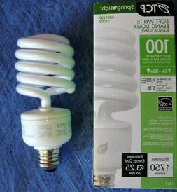 TCP 801027 27-Watt SpringLight Compact Fluorescent Spiral Li
