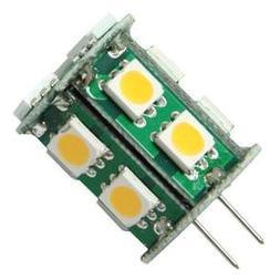 Halco 80693 - JC10/1WW/LED - 1.5 Watt JC Style LED Light Bul