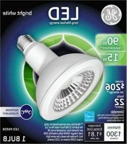 GE Lighting 89992 LED 18-watt , 1300-Lumen PAR38 Outdoor Flo
