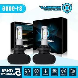 9006 HB4 1800W 270000LM LED Conversion Headlight Kit 6000K X
