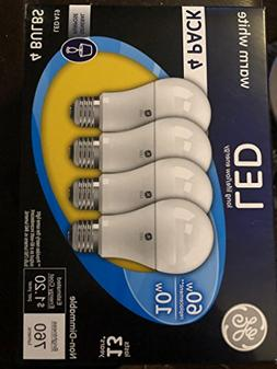 GE Lighting 92492 Energy-Smart LED 10.5-watt=60-watt General