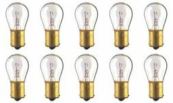 CEC Industries #93 Bulbs, 12.8 V, 13.312 W, BA15s Base, S-8