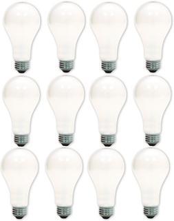 GE Lighting 97482-12 50/200/250-Watt A21 3-Way Soft White Li