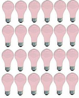 GE Lighting Available 97483 60-Watt 675-Lumen Party A19 Ligh