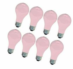 GE 97483 Light, 60w, Soft Pink