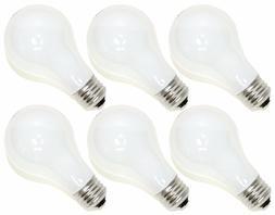 GE 97492 - 25 Watt Soft White Light Bulbs - 6 PACK
