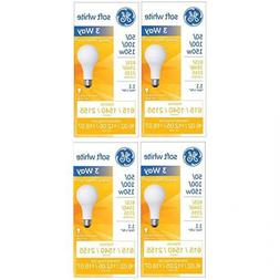 GE 97494 Lighting 50/100/150-Watt, 3-Way Light Bulb, Soft Wh