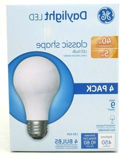 GE Lighting 99183 Frosted Finish Light Bulb General Purpose
