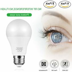 9W Intelligent Light Sensor LED Bulb 3000K with Auto Switch