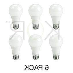 Light Bulb A19 Led Lighting Non Dimmable 800 Lumens E26 Base