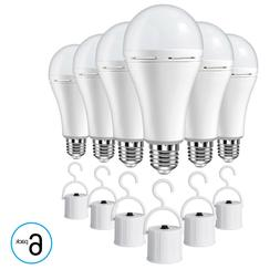 9W Led Bulb Rechargeable LED Light Bulbs with Battery backup