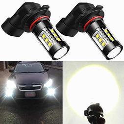 Alla Lighting Extreme Super Bright H10 9145 LED Bulb Fog Lig