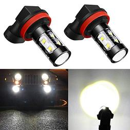 Alla Lighting 50W High Power CREE Super Bright 6000K Xenon W