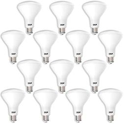 Sunco Lighting 14 Pack BR30 LED Bulb 11W=65W, 3000K Warm Whi