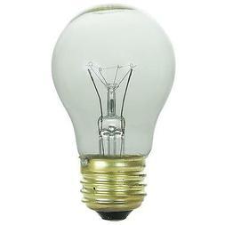SUNLITE 40w A15 120v Medium Base Clear Bulb 02045