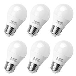 A15 LED Bulb 40Watts Incandescent Bulb Equivalent, Kakanuo G