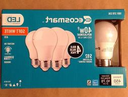 EcoSmart A19 A460ST-Q1D-01 40W Equivalent Dimmable LED Light