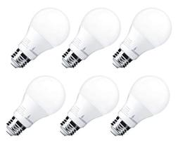 Hyperikon A19 Dimmable LED Light Bulb, 9W , ENERGY STAR Qual