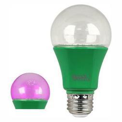 Feit Electric A19/GROW/LEDG2 LED Plant Grow Light Bulb, 9 W,