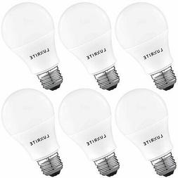 Luxrite A19 LED Light Bulb 100W Equivalent Non-Dimmable 5000