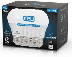 A19 LED Light Bulbs 100 Watt Equivalent, Daylight 5000K, 150