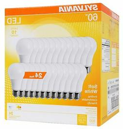 Sylvania Home Lighting 74765 A19 Efficient 8.5W Soft White 2