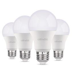 Albrillo A19 Light Bulb E26 LED Bulb 9W, 60 Watt Light Bulbs