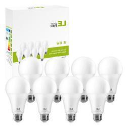 A21 LED Bulb 100W Equivalent E26 Flood Lights Bulbs 5000K Da
