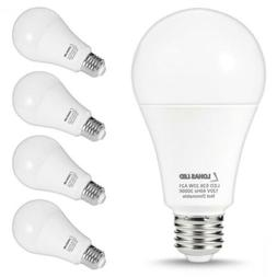 LOHAS A21 LED Light Bulb, 150-200 Watt Bulbs Equivalent, 23W
