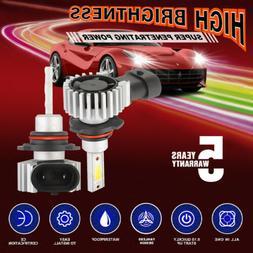 Amazing H10 9145 9140 9005 9045 LED Fog Light Bulbs Conversi