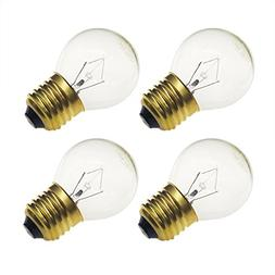 Jslinter 40 watt Appliance Oven Light Bulb - High Temp - 120